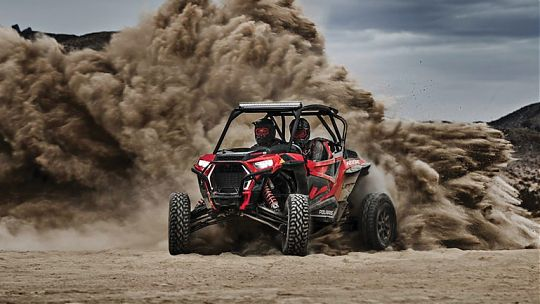 RZR XP Turbo S фото