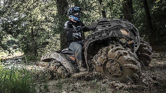 Sportsman 850 High Lifter фото