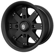 WHEEL-14X7 AMPLIFY FR BLK 1522956-458