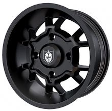 WHEEL-15X7 +4MM FIREBALL BLK 1523184-458