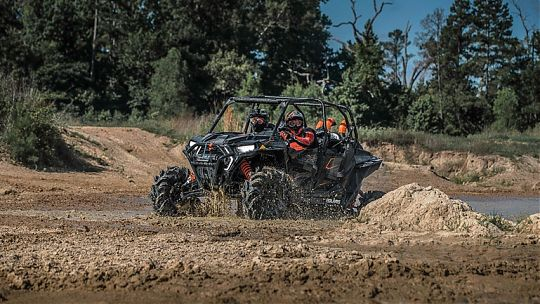 RZR XP 4 1000 High Lifter Edition фото
