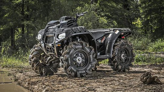 Квадроцикл Sportsman 850 High Lifter фото